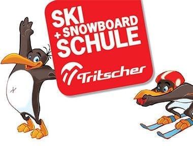 Ski- und Snowboardschule Tritscher Logo
