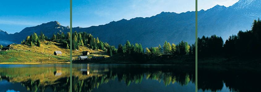 See in der Region Schladming-Dachstein