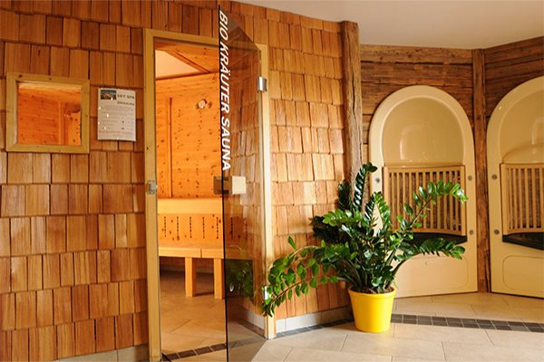 Kräutersauna Hotel Erlebniswelt