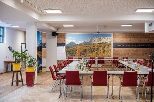 Seminarraum Hotel Erlebniswelt