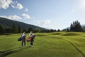 Golf Safari shooting in Schladming
