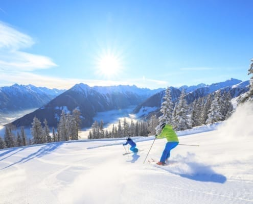 Skifahren in der Region Schladming-Dachstein